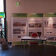 Stand Lhotzky + Partner Ingenieurgesellschaft auf Fachtagung Flachbodentanks in München